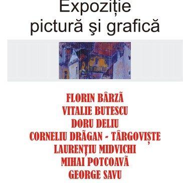 EXPOZITIE DE PICTURA SI GRAFICA LA GALERIA CALEA VICTORIEI 33