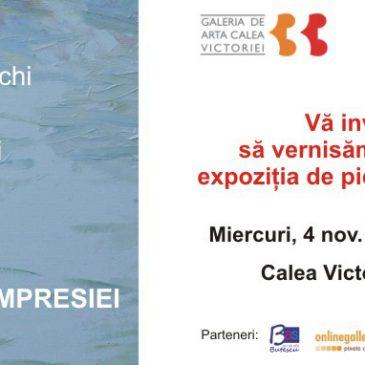 """""""Viziuni"""" la Galeria Calea Victoriei 33"""